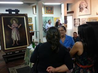 The Hidden Art Gallery
