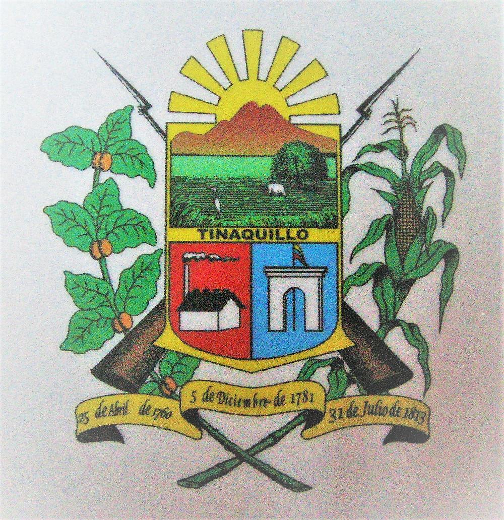 Escudo de Tinaquillo. Diseño gráfico