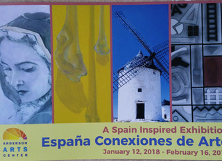 A Spain Inspired Exhibition