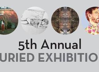5th Annual Juried Exhibition. Spartanburg County Public Libraries