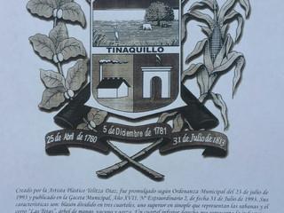 (5). Escudo del Municipio Falcon, Tinaquillo. Diseño gráfico.