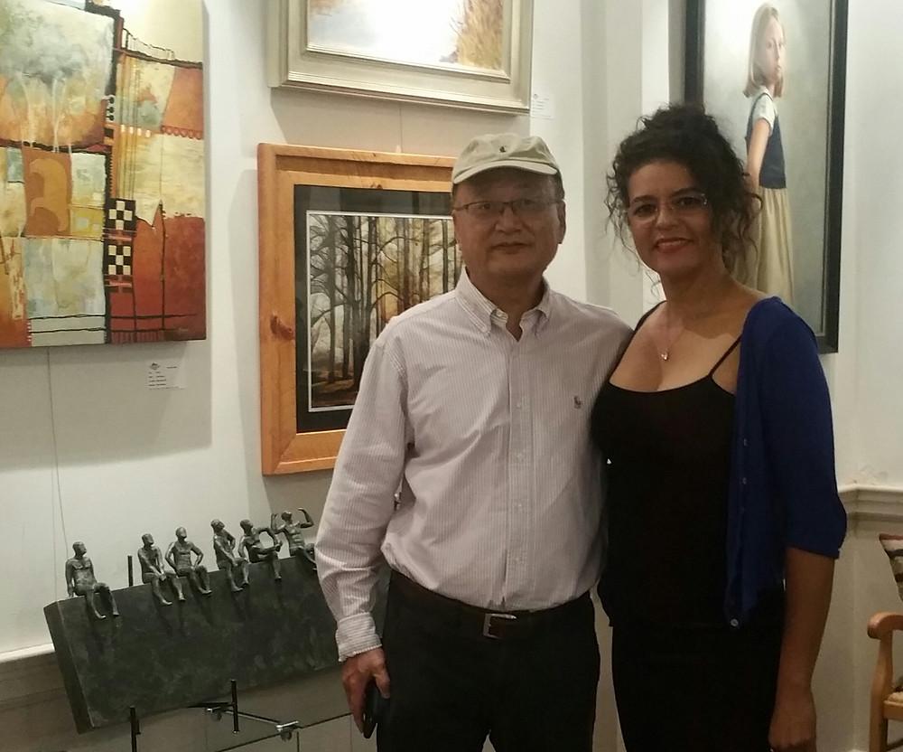 Exhibit Judge, Z.L.Feng and Yelitza Diaz