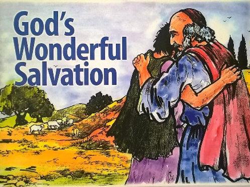 Cudowne zbawienie od Boga- bez tekstu