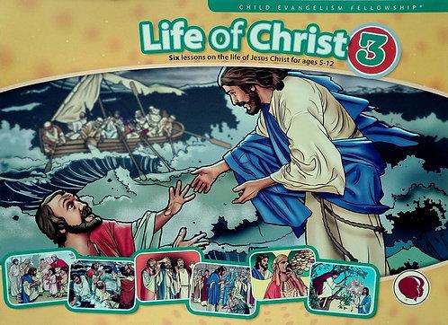 Życie Jezusa cz 3- nowa szata graficzna - bez tekstu