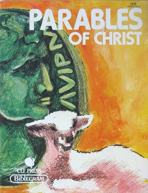Przypowieści Chrystusa - flanelograf