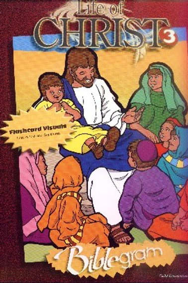 Życie Jezusa cz 3