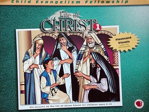 Życie Jezusa cz 1 - nowa szata graficzna - bez tekstu