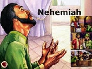 Nehemiasz - ilustracje