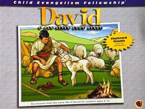 Dawid, mąż według Bożego serca