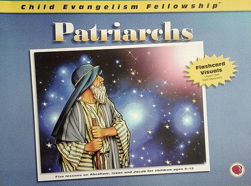 Patriarchowie - flanelograf bez tekstu