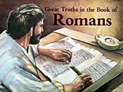Wielkie prawdy Listu do Rzymian - ilustracje