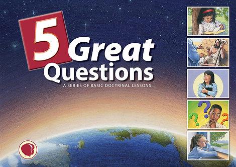 5 wielkich pytań