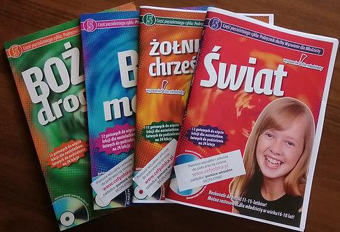 Wyzwanie dla młodzieży: Zestaw podręczników