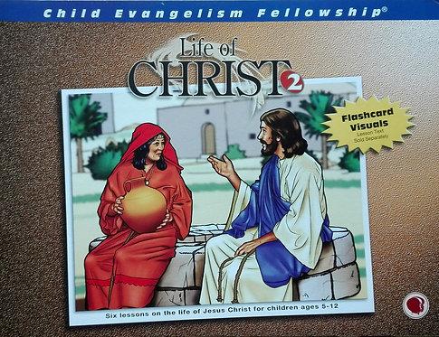 Życie Jezusa cz 2 - nowa szata graficzna- bez tekstu