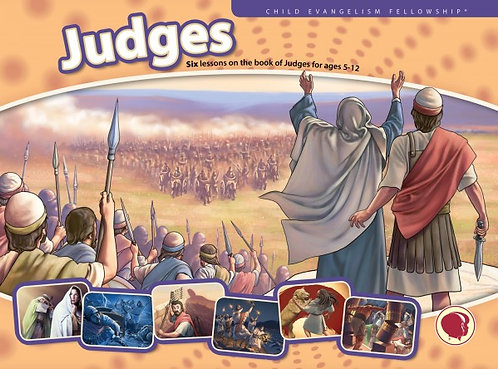 Sędziowie - ilustracje