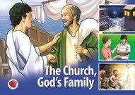 Kościół rodzina Boża