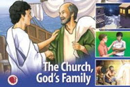 Kościół rodzina Boża - bez tekstu