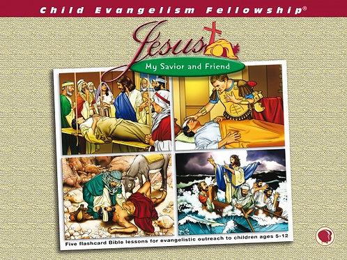 Jezus, mój zbawiciel i przyjaciel- bez tekstu