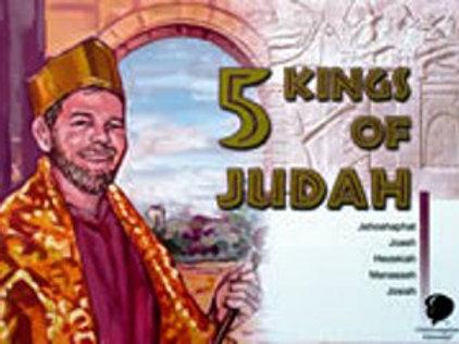 5 Królów Judy - ilustracje