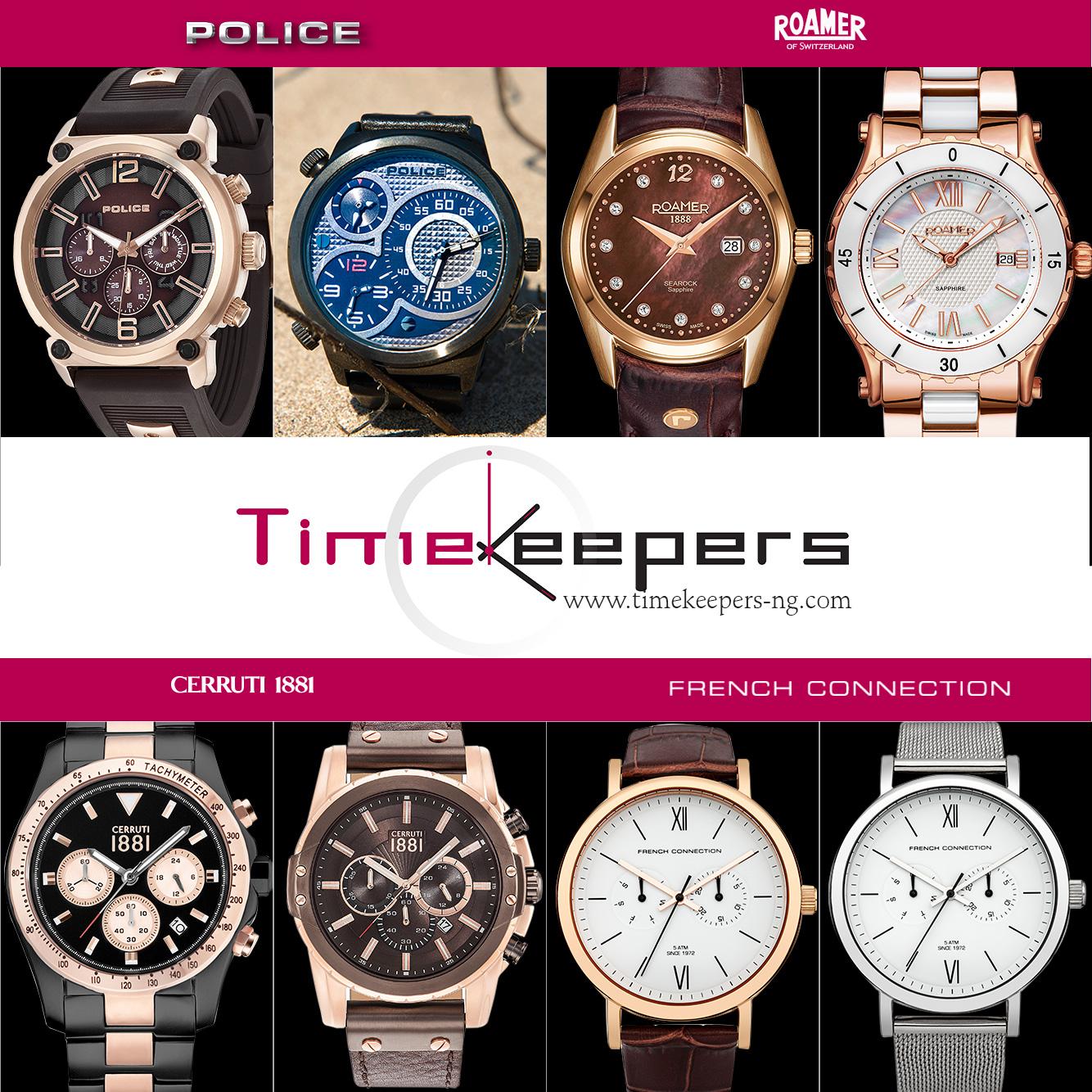 Timekeepers International Ltd