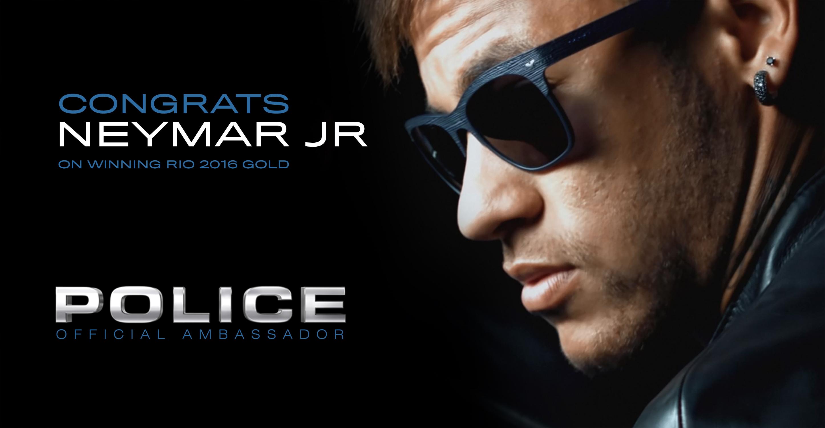 Congrats Neymar JR