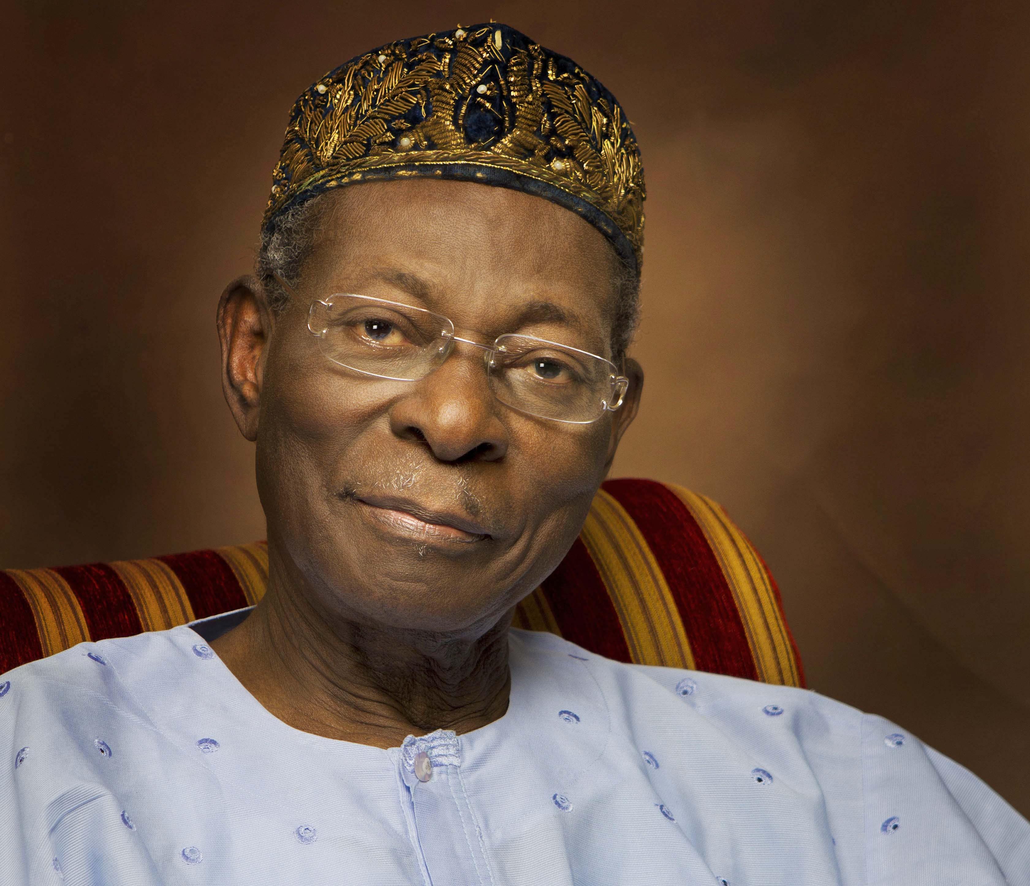 Late Mr. Gamaliel Onosode