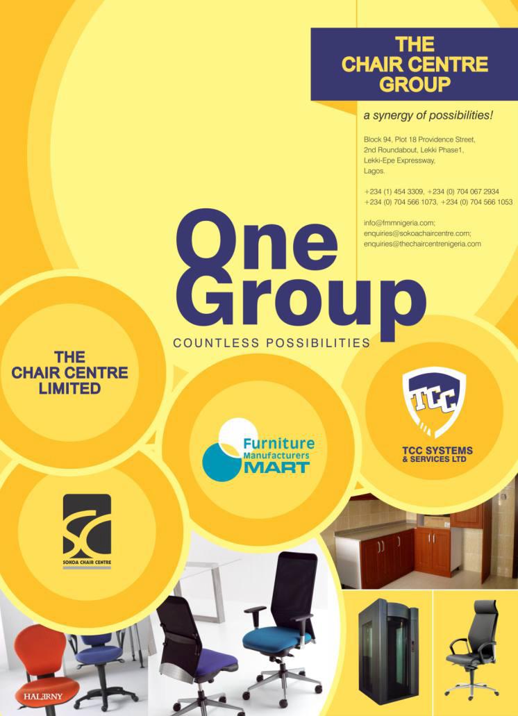 "Sokoa Chair Centre - ""One Group..."""
