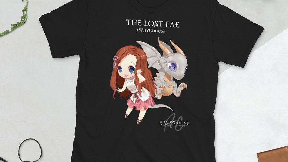 The Lost Fae - Short-Sleeve Unisex T-Shirt