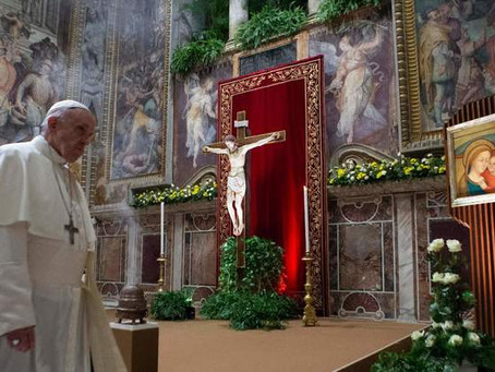 Power reimagined in the Catholic Church