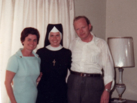 Narratively:                               Confessions of a Lesbian Ex-Nun