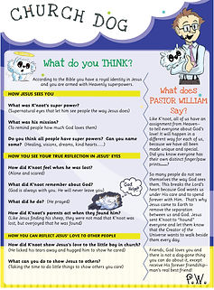 9-16 Final Discussion Guide Church Dog.j