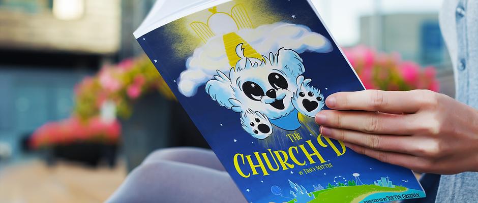 Church Dog Soft Cover Book