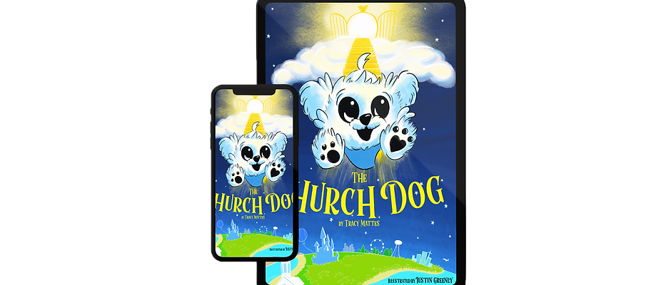 Church Dog eBook
