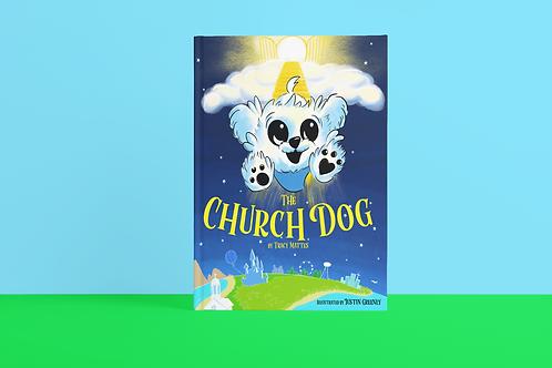 Church Dog Hard Cover Book