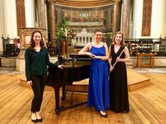 Cécilia Coullet, Emilie Cavallo, Sophie Delahaye