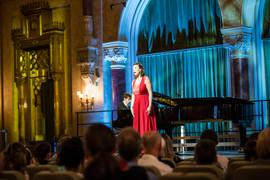 Recital with Mihàly Berecz - Vigado Hall - Budapest