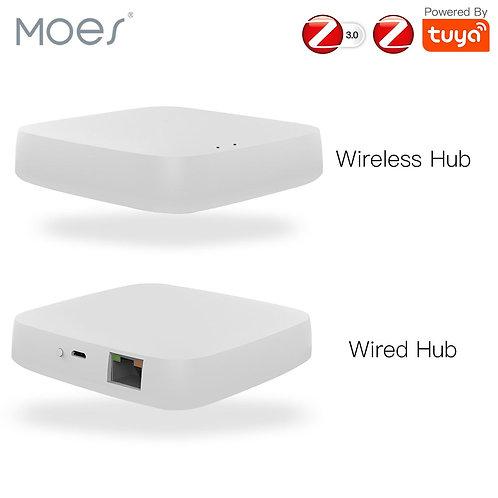 Tuya ZigBee 3.0 Smart Gateway Hub Smart Home Bridge Works With Alexa Google Home
