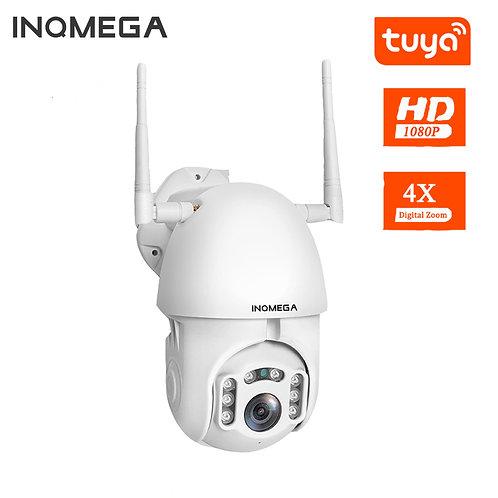 1080P TUYA IP Camera WiFi Wireless PTZ  Dome Camera Outdoor Google Home Alexa