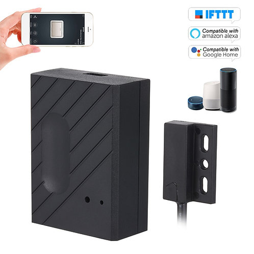 "WiFi Smart Switch Garage Door Controller  APP ""eWeLink"" Timing Function"