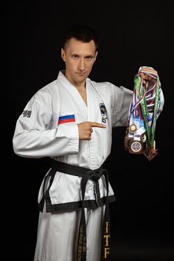 Спортивный портрет