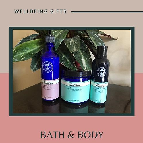 Bath & Body Set