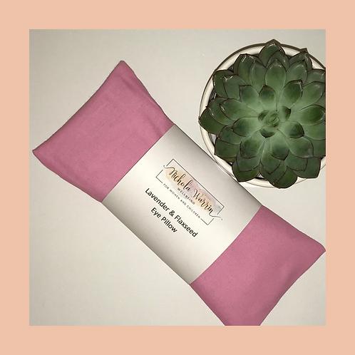 Eye Pillow - Light Pink