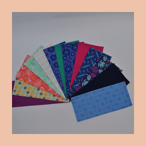 Eye Pillow Covers - Various colours