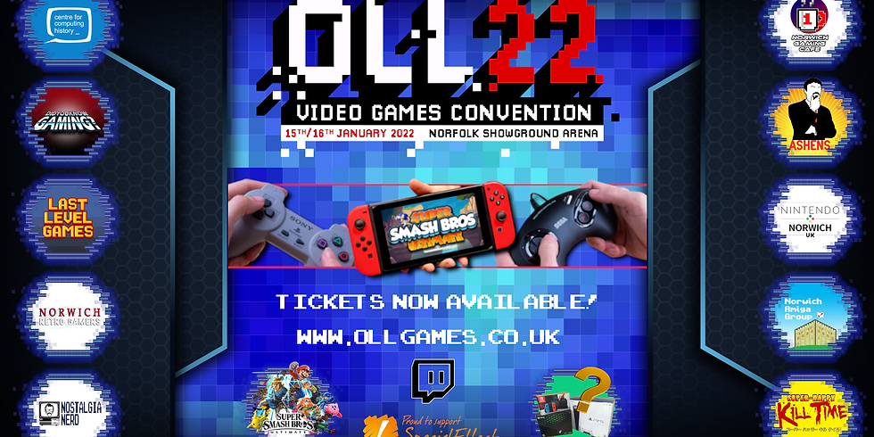 One Life Left Video Games Convention