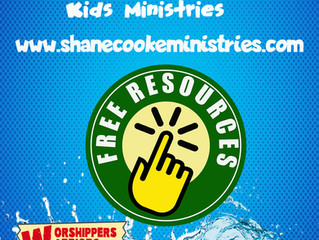 Free Resources for Families, Churches & Kids Ministry