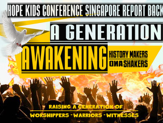 AWAKENING A KIDS GENERATION OF HISTORY MAKERS & SHAKERS