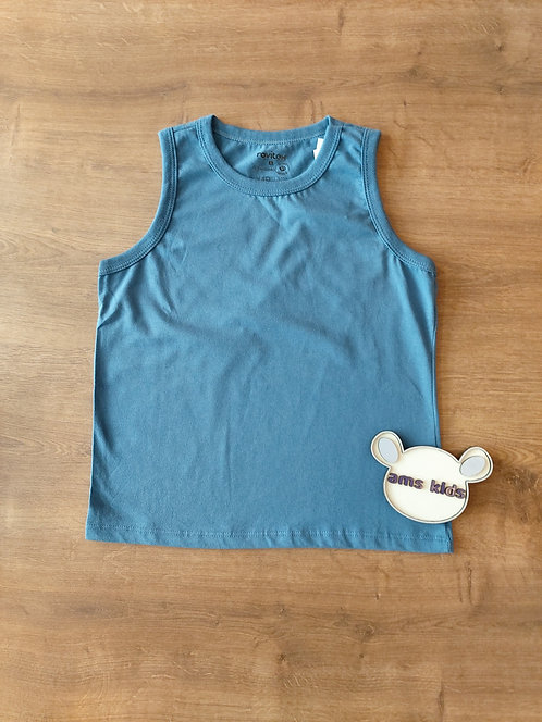 Camiseta regata básica