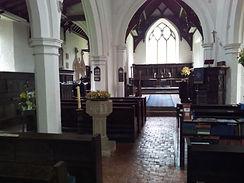 St Peters church Pavenham, Bedfordshire