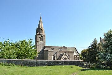 All Saints church, Pilton church