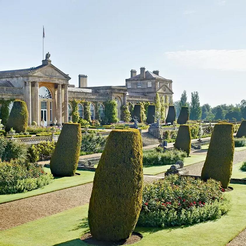 Garden History & Design Workshop: The English Landscape Garden Movement 1750-1900